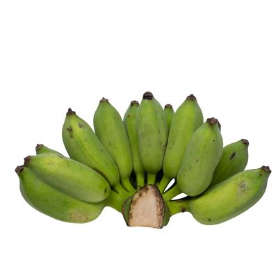 กล้วยน้ำว้าดิบ 13-18 ลูกต่อหวี