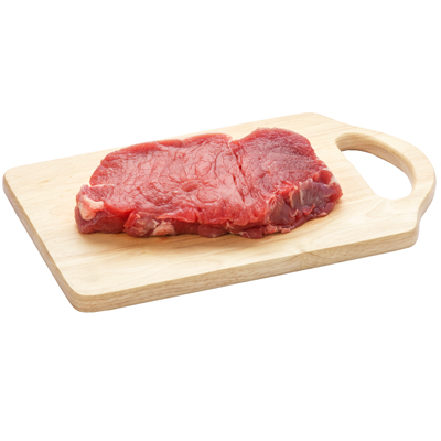 เนื้อวัวสันนอกตัดแต่ง-A