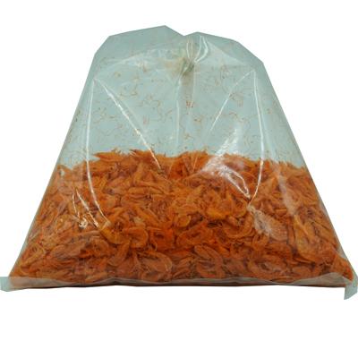กุ้งแห้งฝอยสีส้ม ใส่ผัดไทย